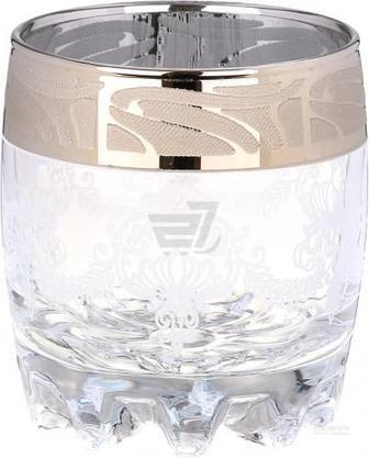 Набір склянок для віскі Сільвана Мускат 305 мл 6 шт. GE05-415 Гусь Хрустальный