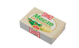 Масло вершкове 72,7%  Злагода 180 г