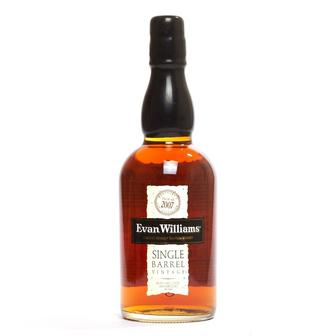 Бурбон 43.3% Evan Williams Single Barrel Vintage 0,75 л