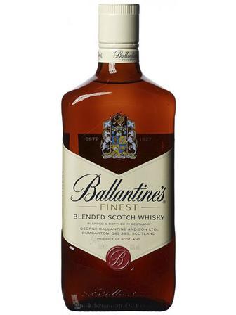 Виски Ballantine`s Finest, 40%, 0.75л