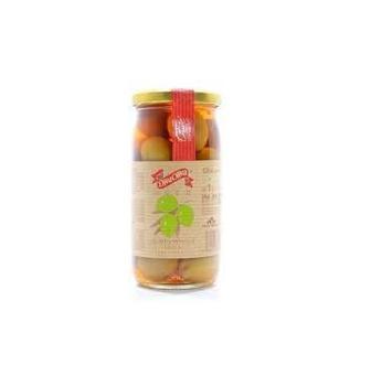 Оливки зелені из/к с/б DivaOliva 370 мл