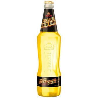 Пиво Оболонь Premium Extra Brew 4.6% скл, 0,5л