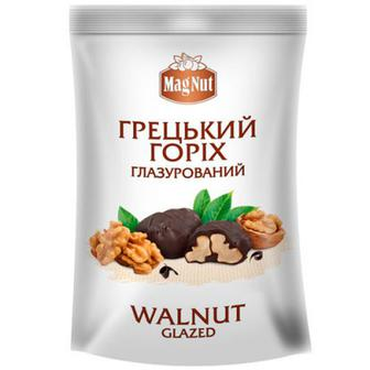 Цукерки Mag Nut Грецький горіх глазурований 100г