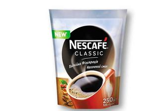 Кава Classic розчинна, гранульована Nescafe 250 г