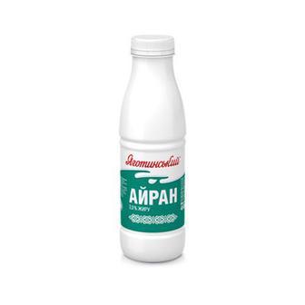 Напій кисломолочний «Айран», 2,0% жиру 450г
