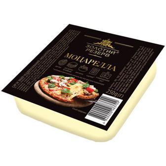 Сир Золотий Резерв Моцарелла 45% 250г