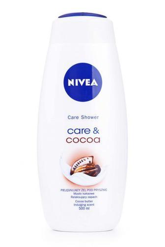Гель для душа Nivea женский Какао, 250мл