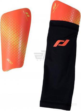 Щитки футбольні Pro Touch Force 800 HS р. L помаранчевий