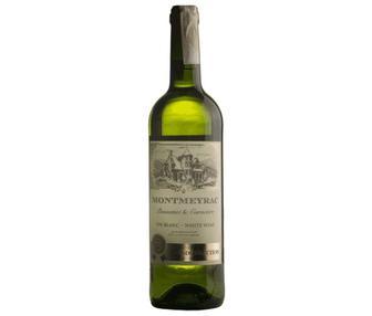 Вино Montmeyrac Blanc Sec Montmeyrac 0.75л