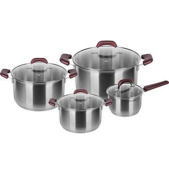 Набор посуды RONDELL Bojole 1.7л+2.4л+3.3л+5.6л