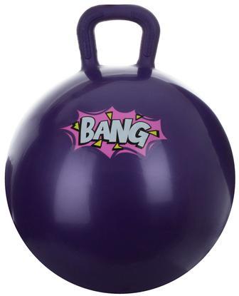 М'яч гiмнастичний дитячий Torneo фіолетовий
