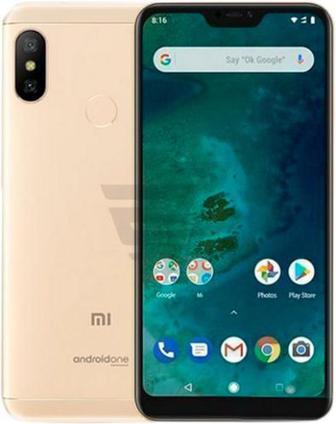 Смартфон Xiaomi A2 Lite 4/64 388179 gold