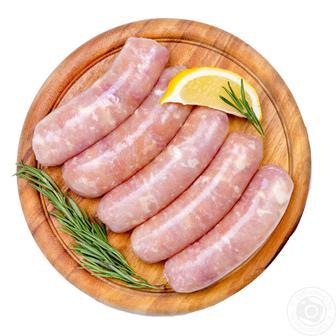 Ковбаски гриль курячі охолоджені кг