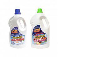 Средство для стирки жидкое, Pure Fresh, 4л