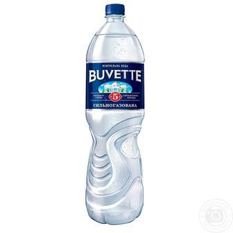 Вода минеральная Бювет № 5 1,5 л