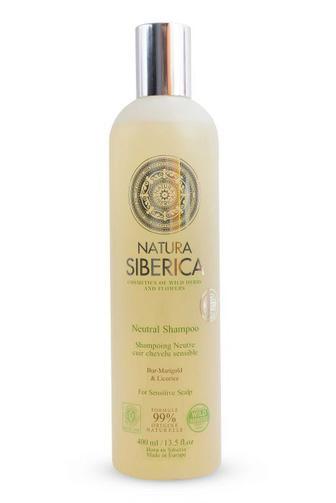 Шампунь NATURA SIBERICA для волос Нейтральный 400мл