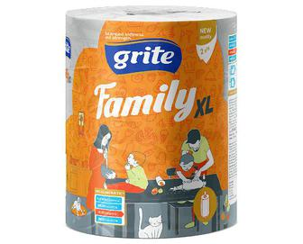Рушники паперові Grite Family, XL