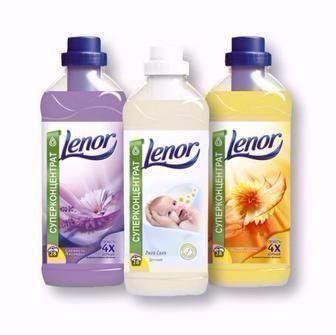 Кондиционеры для белья Lenor 1л