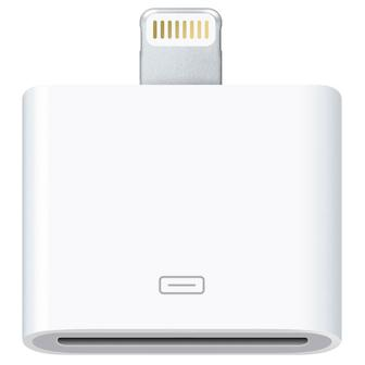 Apple Lightning to 30-pin Adapter (MD823)