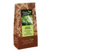 Чай зелений Король жасмину, Чайні шедеври, 100г