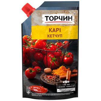 Кетчуп Торчин Карі 250г