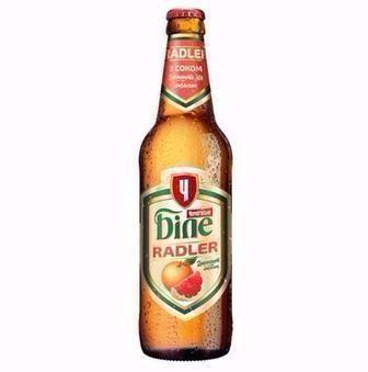 Пиво світле RADLER грейпфрут-апельсин Чернігівське 0.5 л