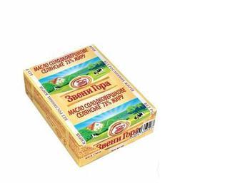 Масло солодковершкове, Селянське, 73%, Звени Гора, 200 г