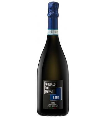 Вино ігристе брют Dal Bello Prosecco Treviso Brut Don Gallo 0.75л