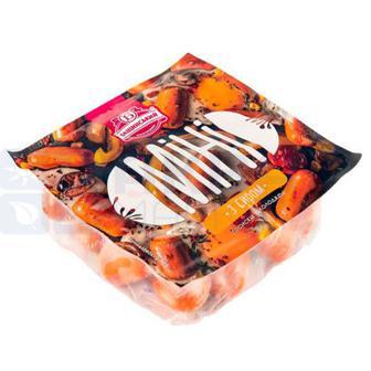 Бащинский Сосиски міні з сиром, 1с, 350 г