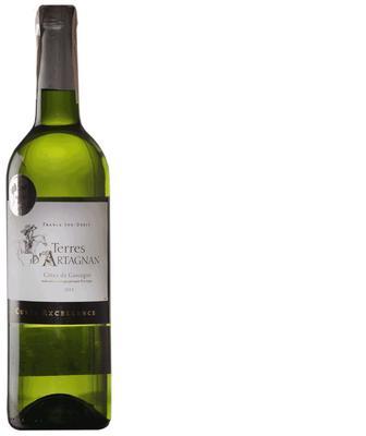Вино Plaimont Terres d'Artagnan blanc, 0,75 л