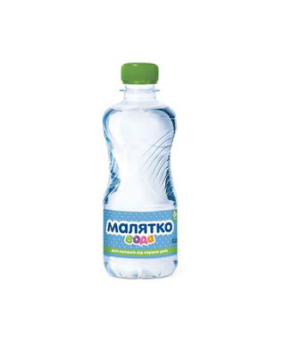 Вода питна негазована Малятко 330мл