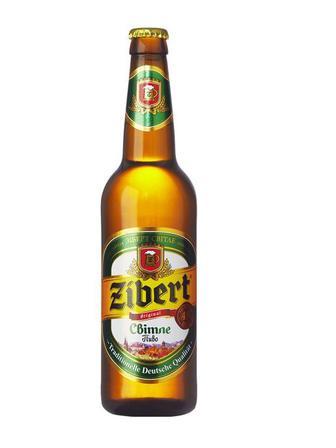 Пиво світле Зіберт 0,5 л