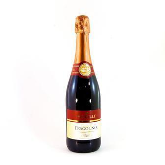 Вино ігристе слабогазоване Фраголіно Россо Fiorelli 0,75 л