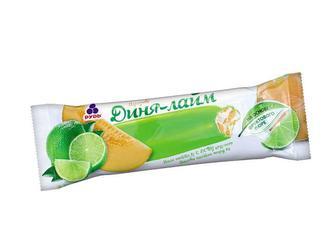 Морозиво Диня-лайм, ескімо  Рудь 85 г