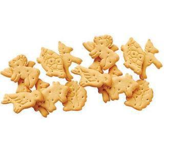 Печиво Зоологічне Бісквіт шоколад 100 г