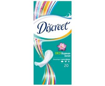 Прокладки Diescreet Deo Waterlily Multiform №20