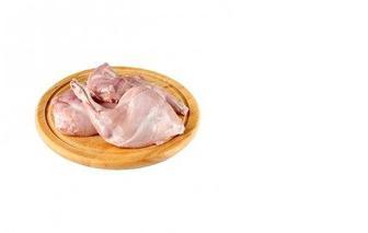 Мясо кролика охлажденное, 100г