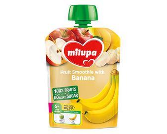 Пюре Milupa яблуко-банан, 80г