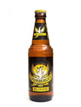 Пиво Grimbergen, 0,33 л
