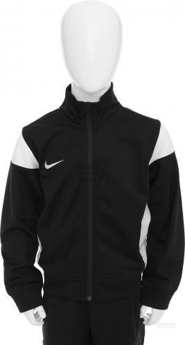 Олімпійка Nike Academy 14 Sideline Knit Jacket AW1718 р. M чорний із білим  588400- 364dbac36f890