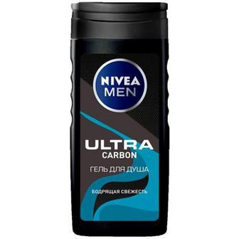 Гель Nivea Men Ultra для душу 250мл
