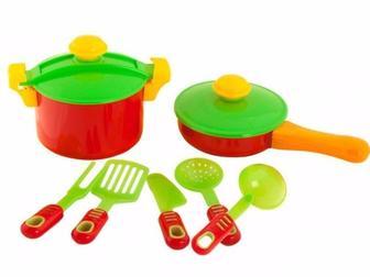 Іграшковий посуд Kinder Way