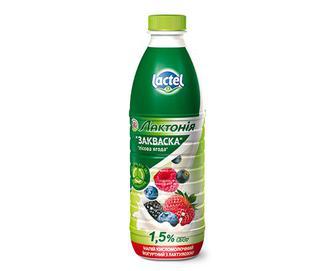 Напій кисломолочний  «Лактонія»  870 г