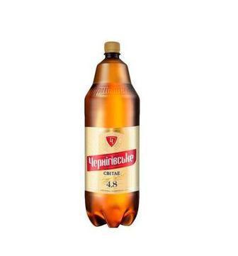 Пиво світле Чернігівське 2,35 л