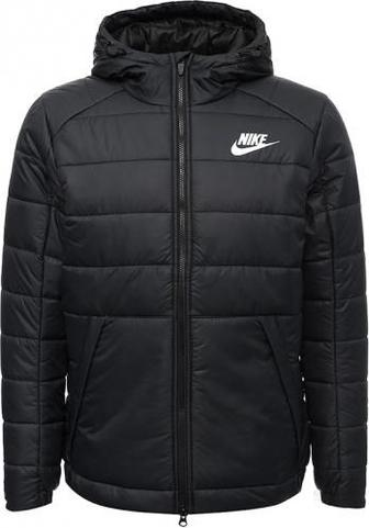 Куртка Nike M NSW SYN FILL JKT HD 861786-010 M чорний