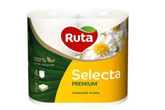 Туалетний папір  Ruta,  Paper,  Selecta