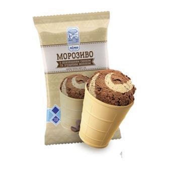 Морозиво Лімо 60г Згущене молоко 70г