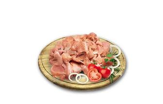 Шашлик По-Кавказьки, свинячий, охолоджений М'ясна весна Глобино 1 кг
