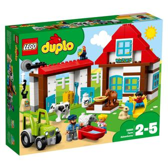 Конструкторы LEGO Пригоди на фермі
