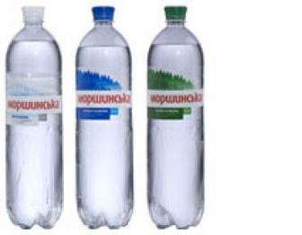 Вода мінеральна, Моршинська, 1,5л